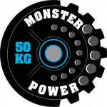 LOGO MONSTER B